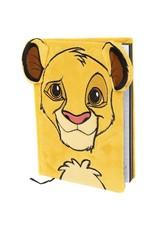 Disney Disney The Lion King Simba Plush Notebook