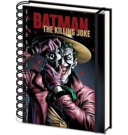 "DC Batman ""The Killing Joke"" Spiral Notebook"