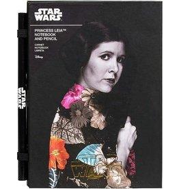 Disney Star Wars Princess Leia Notebook and Pencil