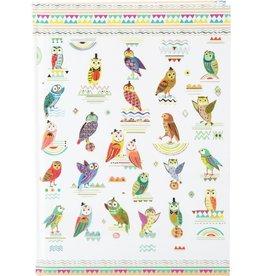 """Notitieboek """"Owls"""""""