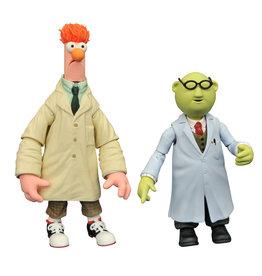 Diamond Select Muppets Best of Series 2 - Bunsen and Beaker Action Figure Set