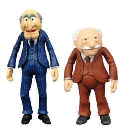 Diamond Select Muppets Best of Series 2 - Statler and Waldorf Action Figure Set