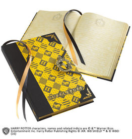Noble Collection Harry Potter Journal - Hufflepuff