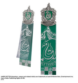 Noble Collection Harry Potter Slytherin Crest Bookmark