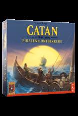 999 Games Catan - Piraten en Ontdekkers