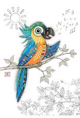"""BugArt BugArt """"Percy Parrot"""""""