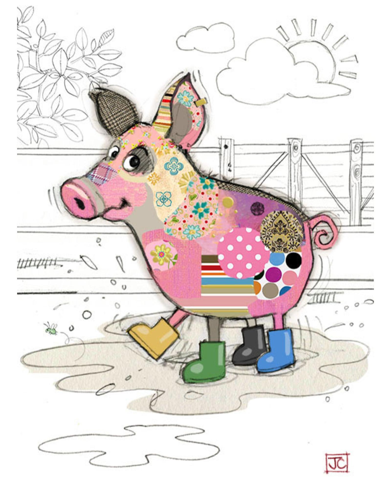 """BugArt BugArt """"Pablo Pig"""""""