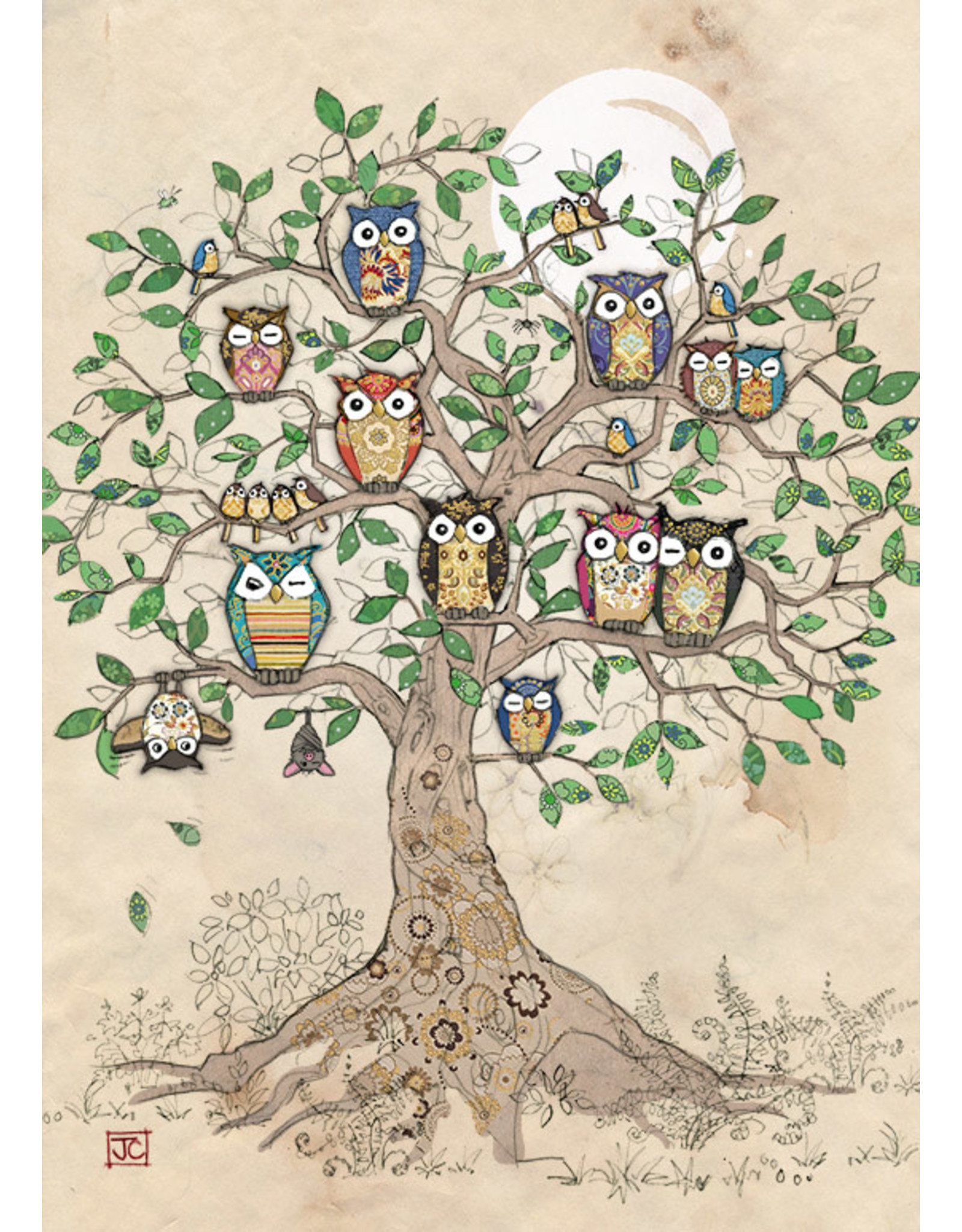 "BugArt BugArt ""Owl Roost"""
