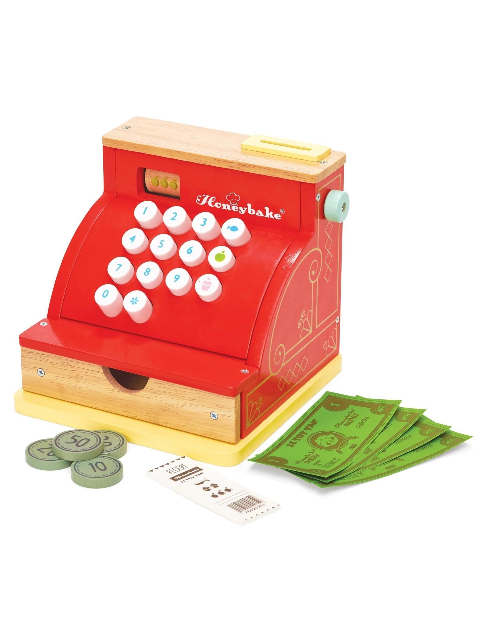 Le Toy Van LTV - Cash Till Register