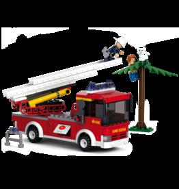 Sluban Sluban Fire - Ladderwagen M38-B0625