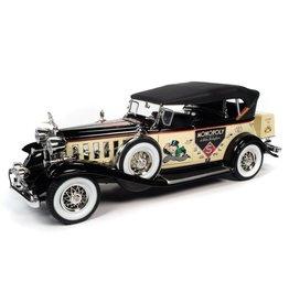 1932 Cadillac V16 Sports Phaeton Mr. Monopoly