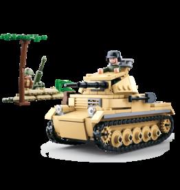 Sluban Sluban WWII - Kleine Duitse Tank