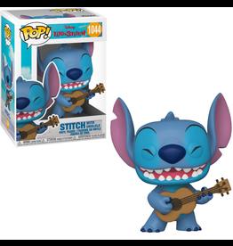 Funko Pop! Funko Pop! Disney nr1044 Lilo & Stitch - Stitch with Ukelele
