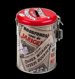 Spaarpot - Noodfonds voor de Jarige