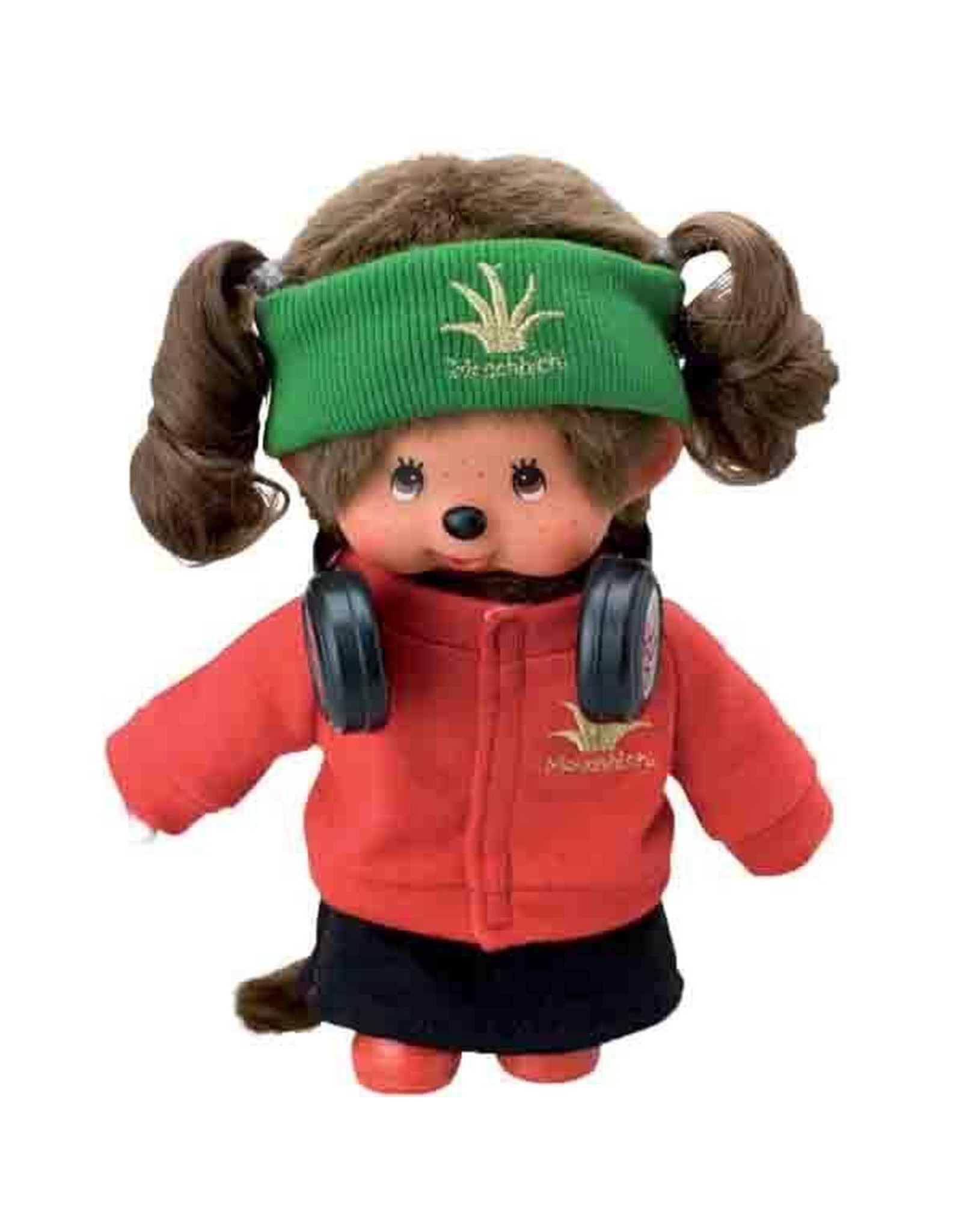 Monchhichi Monchhichi Boutique - DJ Style Outfit Rood