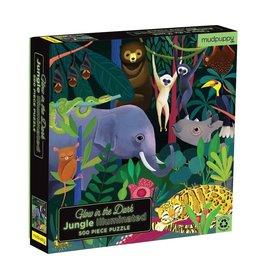 "Mudpuppy Glow in the Dark Puzzle ""Jungle"""