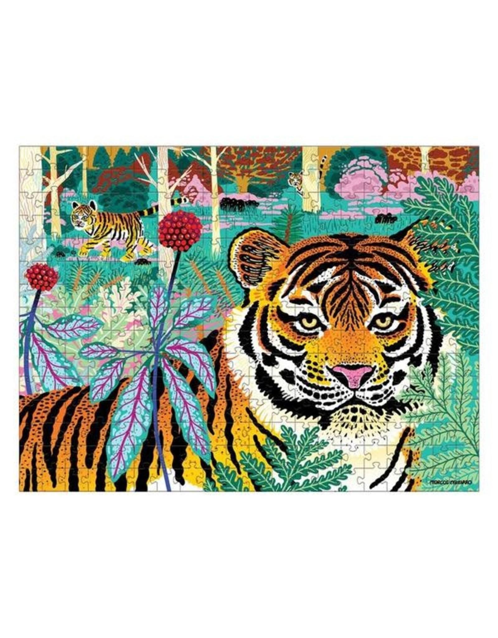"Mudpuppy Endangered Species Puzzle ""Siberian Tiger"""