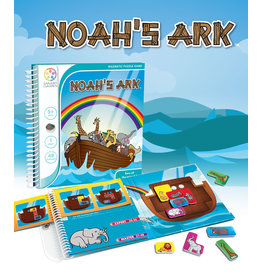 SmartGames Smart Games Magnetic Travel Game - Noah's Ark