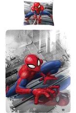 Dekbedovertrek Spiderman Crawling