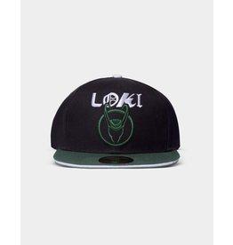 Loki Snapback Cap