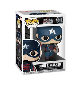 Funko Pop! Funko Pop! Marvel nr811 John F. Walker