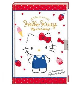 Hello Kitty Dagboek met Slot