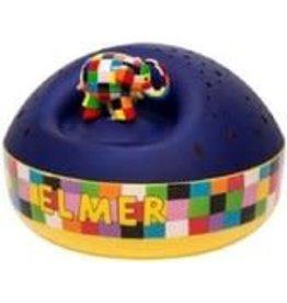Sterrenprojector met muziek Elmer