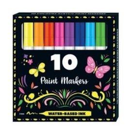 Acrylverfstiften 10 stuks