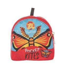 Tiger Tribe Pocket Kite Vlinder