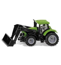 Siku Siku 1394 - Deutz tractor met Frontlader