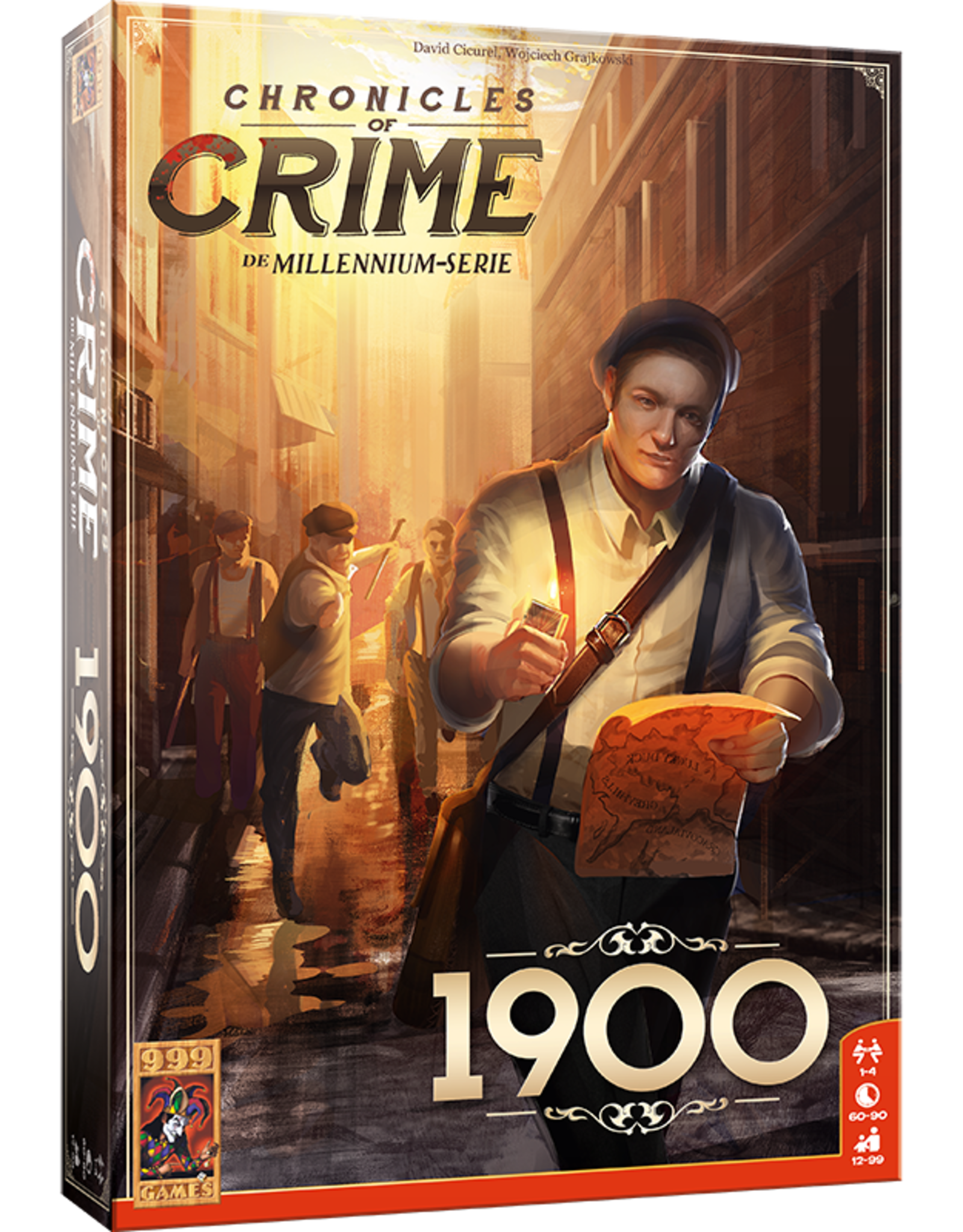 999 Games Chronicles of Crime: 1900