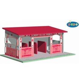 Papo Trendy Horses Boxes (Papo 60105)