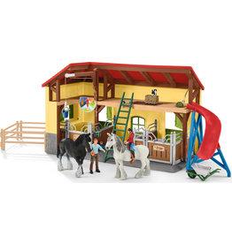 Schleich Paardenstal Farm World