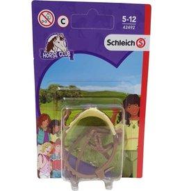 Schleich Zadel en Teugel Lisa en Storm (Schleich 42491)