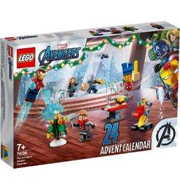 Lego Lego Adventskalender Marvel