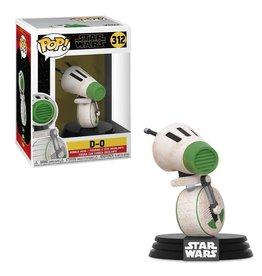 Funko Pop! Funko Pop! Star Wars nr312 - D-0