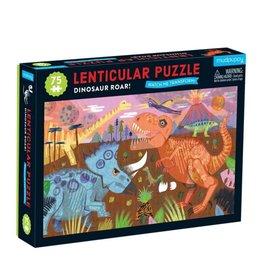 Mudpuppy Watch me Transform Puzzle - Dinosaur Roar!