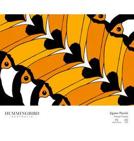 "Hummingbird Australia 1000 pc Jigsaw Puzzle ""Toucan"""