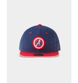 Avengers Game Denim Cap
