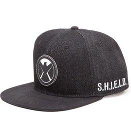 Marvel Shield Snapback Cap