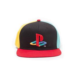Playstation Colors Snapback Cap