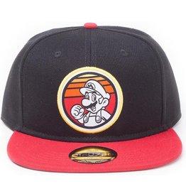Super Mario Sports Snapback Cap