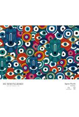 "Hummingbird Australia 1000 pc Jigsaw Puzzle ""Evil Eyes"""