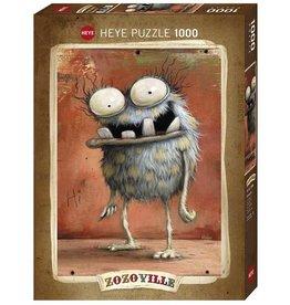 "Heye Zozoville Puzzel ""Monsta Hi!"""