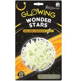 Glow in the Dark Wonder Stars