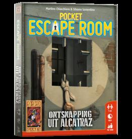 999 Games Pocket Escape Room: Ontsnapping uit Alcatraz