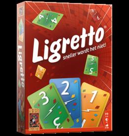 999 Games Ligretto Rood