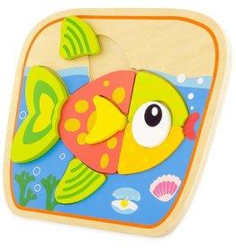 Ulysse Mijn eerste puzzel - Vis