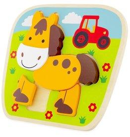 Ulysse Mijn eerste puzzel - Paard