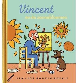 Gouden Boekjes GB: Vincent en de Zonnebloemen